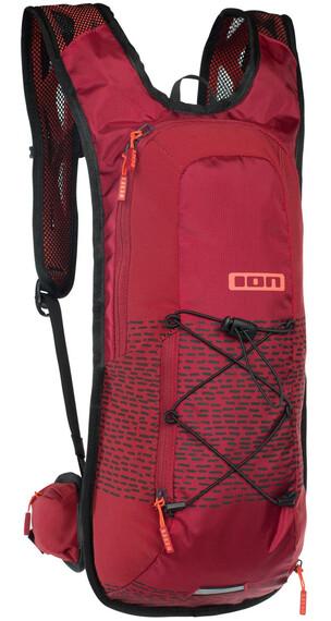 ION Villain 4 Backpack ruby rad